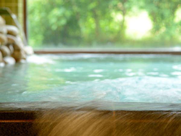 *【温泉】身体の芯まで温まる泉質抜群の湯をお愉しみ下さい。