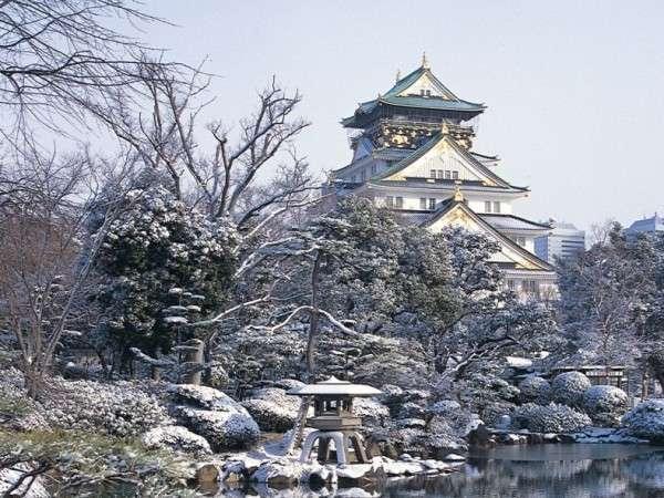 大阪城や大阪城ホールまで徒歩圏内!ライブ後の電車の混雑を気にせず余韻に浸れます♪