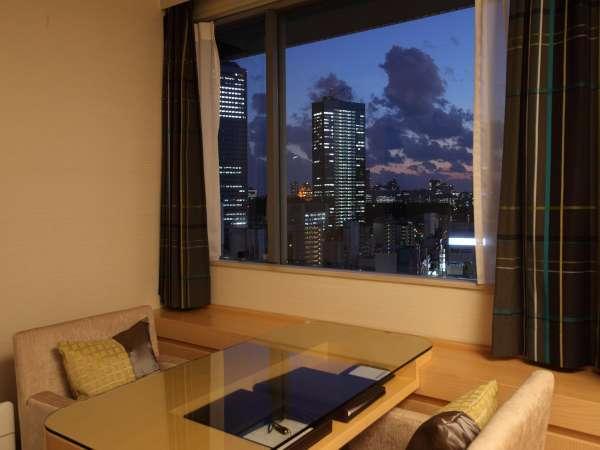 ◇お部屋からの眺望の一例◇※景色がご覧いただけないお部屋もございます。