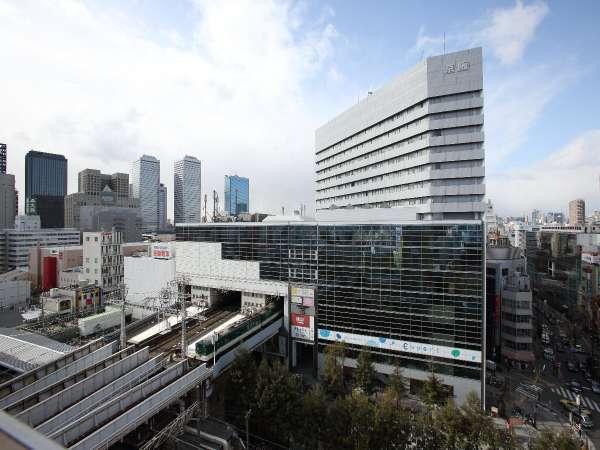 京阪「京橋」駅直結!JR・Osaka Metro「京橋」駅すぐの駅上ホテルです!