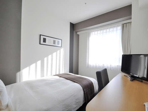 シングルハイクラス■寝具はデュベスタイル♪120cm幅ベッド
