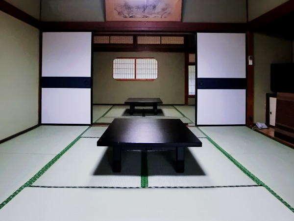 5~8名利用の大きめの和室です。