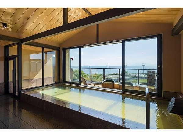 【長浜太閤温泉 浜湖月】長浜太閤温泉が楽しめる露天風呂付客室と特製会席を堪能