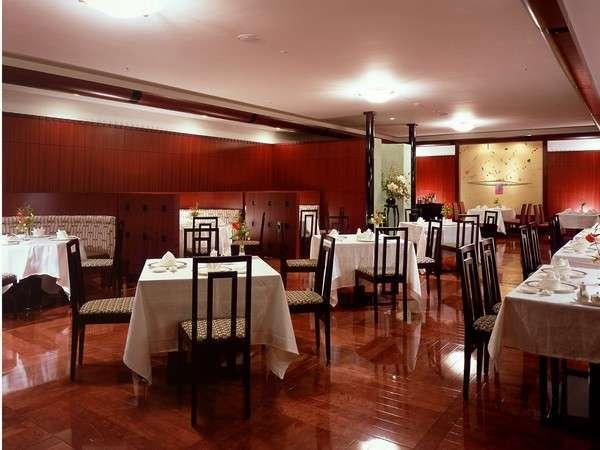 ミラマーレが誇る本格中国料理店、景山