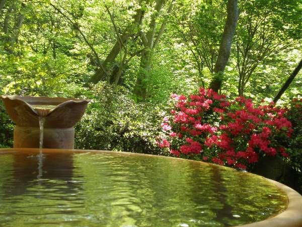 露天風呂 邑久の湯(信楽焼陶浴槽)