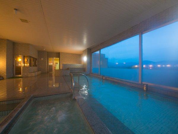 ◆大浴場-男湯-◆思いっきり身体を伸ばしてリラックスタイム♪