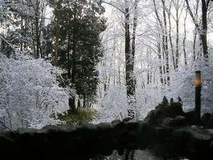 一番好きな季節は冬。寒いんですが(笑)、景色の美しさに見とれてつい長風呂(笑)。