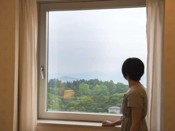 【雄大な眺めを愉しむ高原リゾート】都会の喧騒から離れて自然の中の癒しを満喫してください