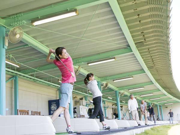 【スポーツ施設】ゴルフ打ちっぱなし♪