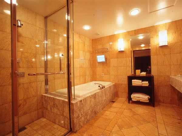 アンバサダースイート(バスルーム)