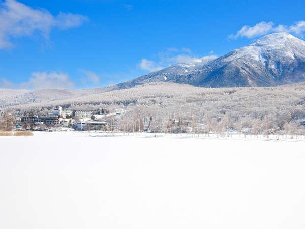 温泉 70種類バイキング 白樺湖 白樺リゾート 池の平ホテル 宿泊予約