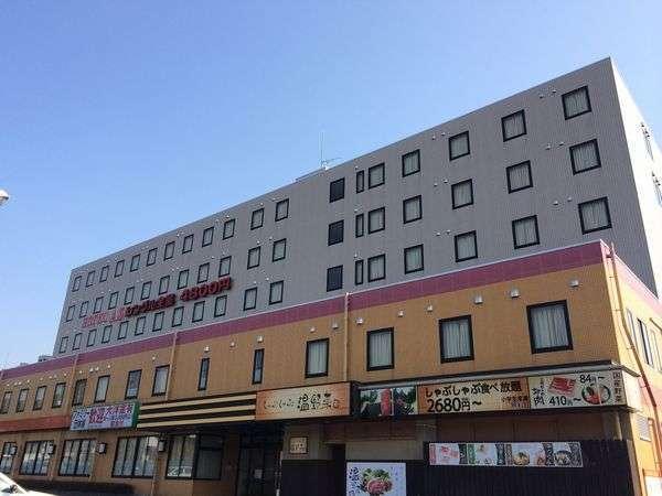 【外観】HOTEL AZ熊本大津店♪