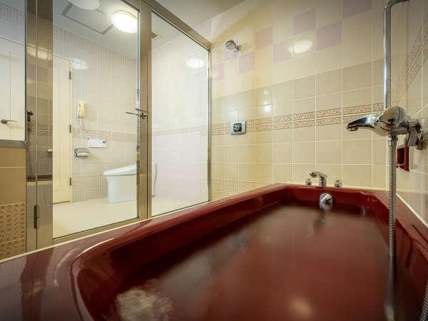 【最上階:スイート】バスルーム