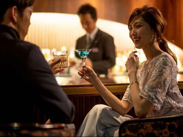 【メンバーズバー-涵養倶楽部】話足りない夜に、美味しいお酒はいかがでしょうか