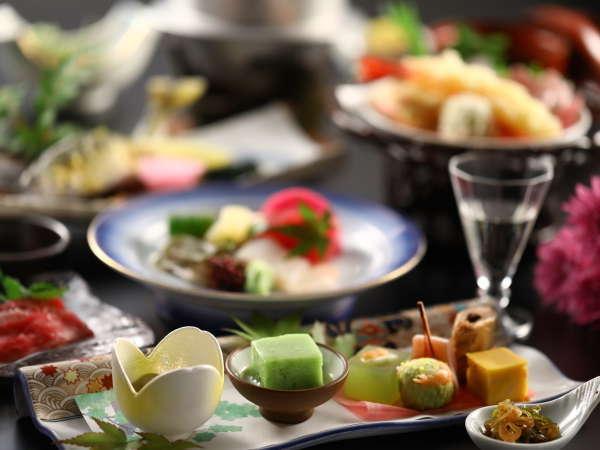 【舞の料理 一例】前菜 旬の酒肴盛り