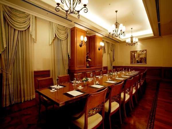 【ファンクションルーム】お食事会や会議など様々な用途でご利用いただけます