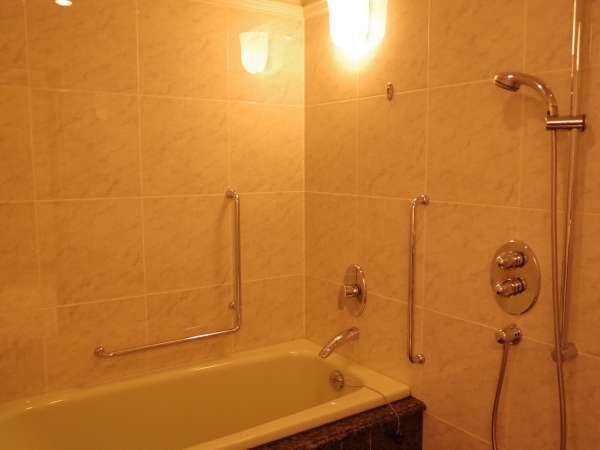 【バスルーム】スイートルーム(917号室)