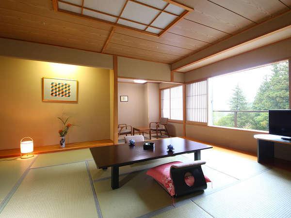 新館 和室 12畳(写真は一例です。)