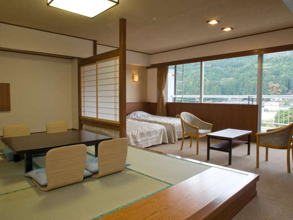 つばき亭和洋室(一例)