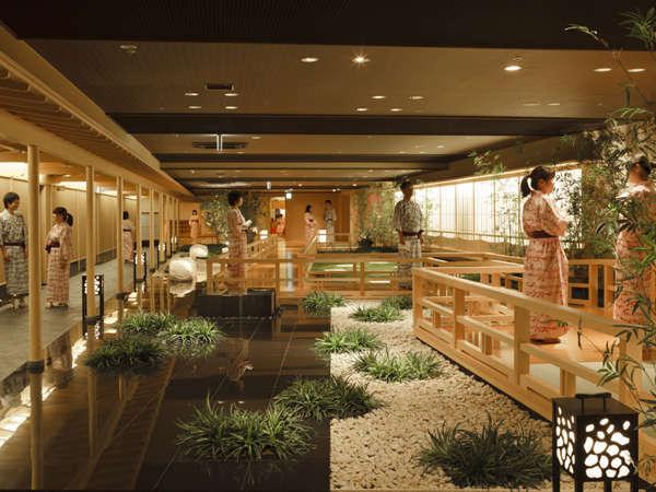 庭園大回廊『きぬの華』