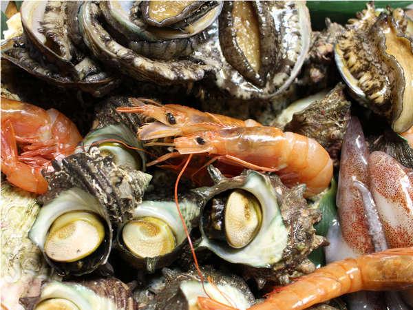 BBQ唐津産新鮮魚貝