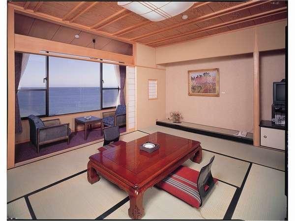 水平線を望むゆとりの客室 標準客室 3