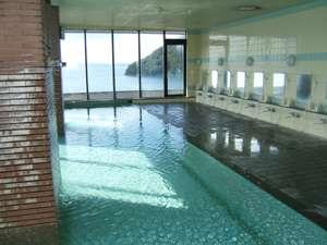 最上階6階展望大浴場『渚の湯』