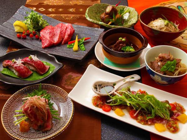 """★人気№.1★""""ジュワッ""""と広がる『肉の旨み』を6種のお料理でご堪能下さい※写真イメージ"""