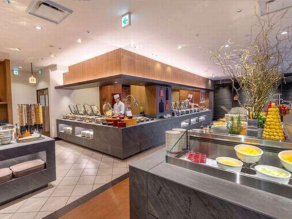 ◆モーニングブッフェ/一日の始まりを豊かに彩る、健康志向の朝食メニューをご用意
