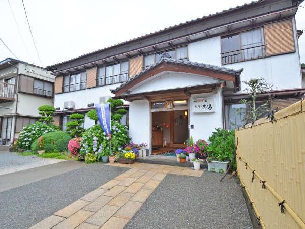 *古里海水浴場すぐ。新宮にも伊勢神宮にも1時間ほど。熊野古道にも至近です。