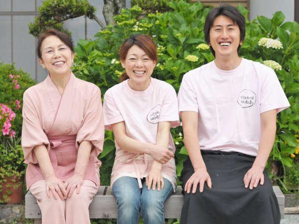 家族経営の宿です。熊野古道の事なら女将に何でも聞いてください。