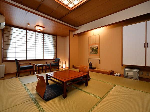和室(一例)[1~2名様のご利用]ご夫婦、カップル、お一人でのご旅行にお勧めです。