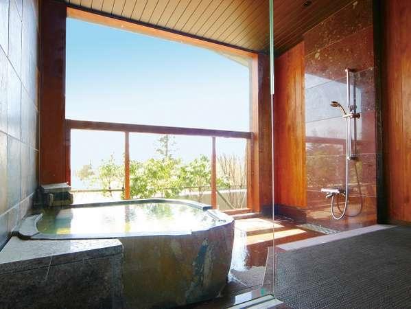 【貸切風呂】源泉かけ流し♪空きがあれば、何度でも無料でご利用可能です。