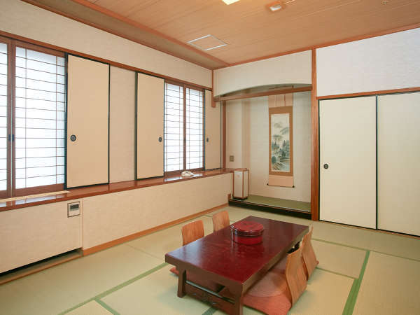 和室12畳一間のイメージ