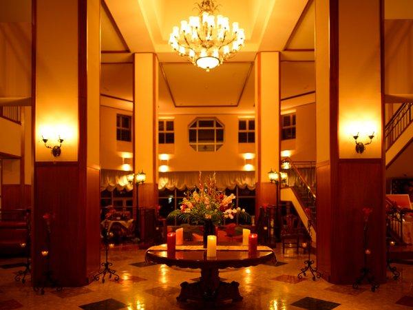 ※ようこそ、ホテルグランメール山海荘へ