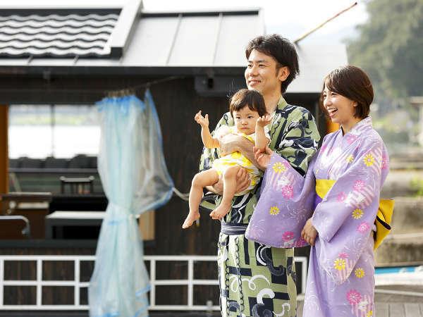 家族で過ごす最高の思い出作り!自然も豊富でお子様連れにもおすすめ♪