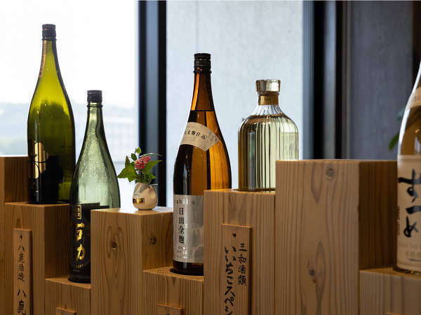 ■お食事一例■日本酒や焼酎、日田の銘柄を揃えたお酒も種類豊富♪