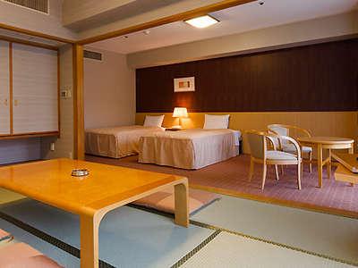 本館(5~8階)和洋室