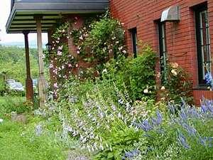 外観・花壇