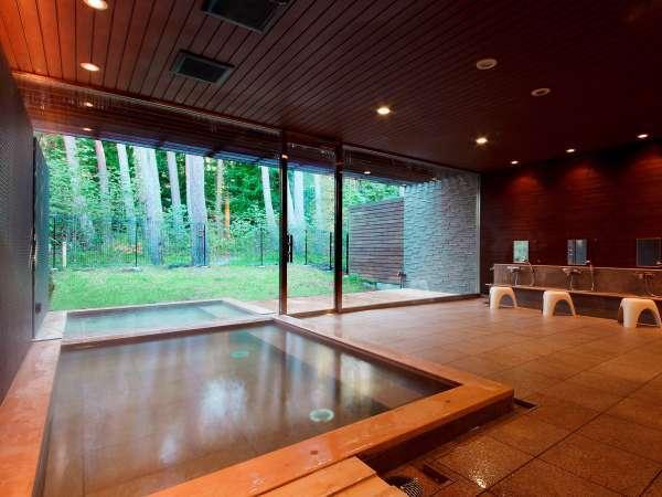 【大浴場】天然温泉フォレストスパ(有料)