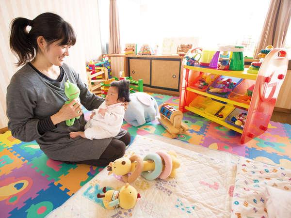 ■キッズルーム■ おもちゃたくさん♪お子様大満足♪