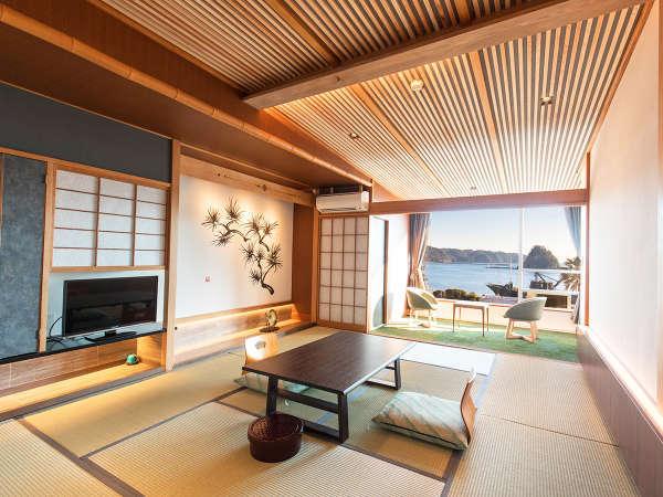 ■コンセプトルーム『The茶室』■~下田湾を眺める【近代茶室】~