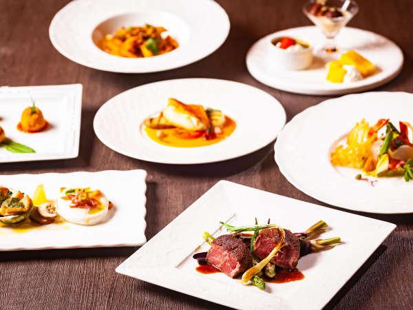 シギラタートルベイ(リゾート内レストラン)/宮古島の魚介と島野菜を使用したシーフードレストラン。