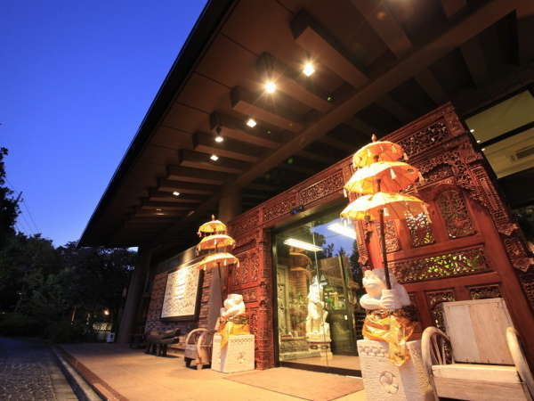 【ホテル&スパ アンダリゾート伊豆高原 】クチコミ4.6☆ 異国情緒あふれる伊豆のバリ温泉リゾート!