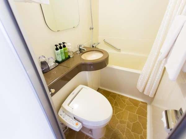 ◆バスルーム◆全室ウォシュレット完備♪