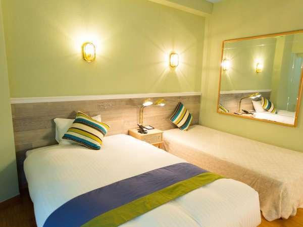 ◆客室◆シングル 22㎡ ベッド幅120cm×1台