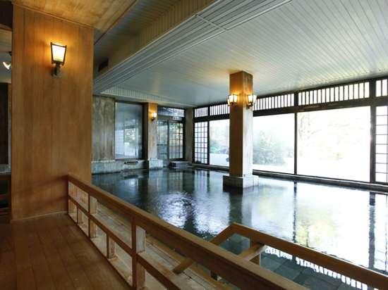 【大浴場】大江戸浮世風呂。他、屋形船風呂や檜風呂、樽風呂、露天風呂がご利用頂けます