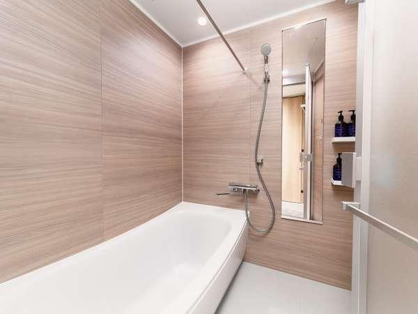 お風呂とシャワーヘッド