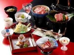 【長作の宿 なかだ屋】飛騨牛料理とお部屋食、貸切露天風呂で個人旅行に人気です