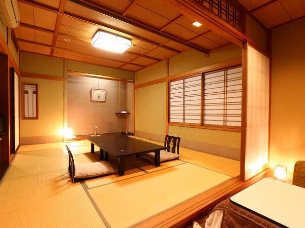 *和室10畳◆松乃井スタンダードの客室タイプになります。
